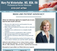 main line patient advocacy in mainline, pa